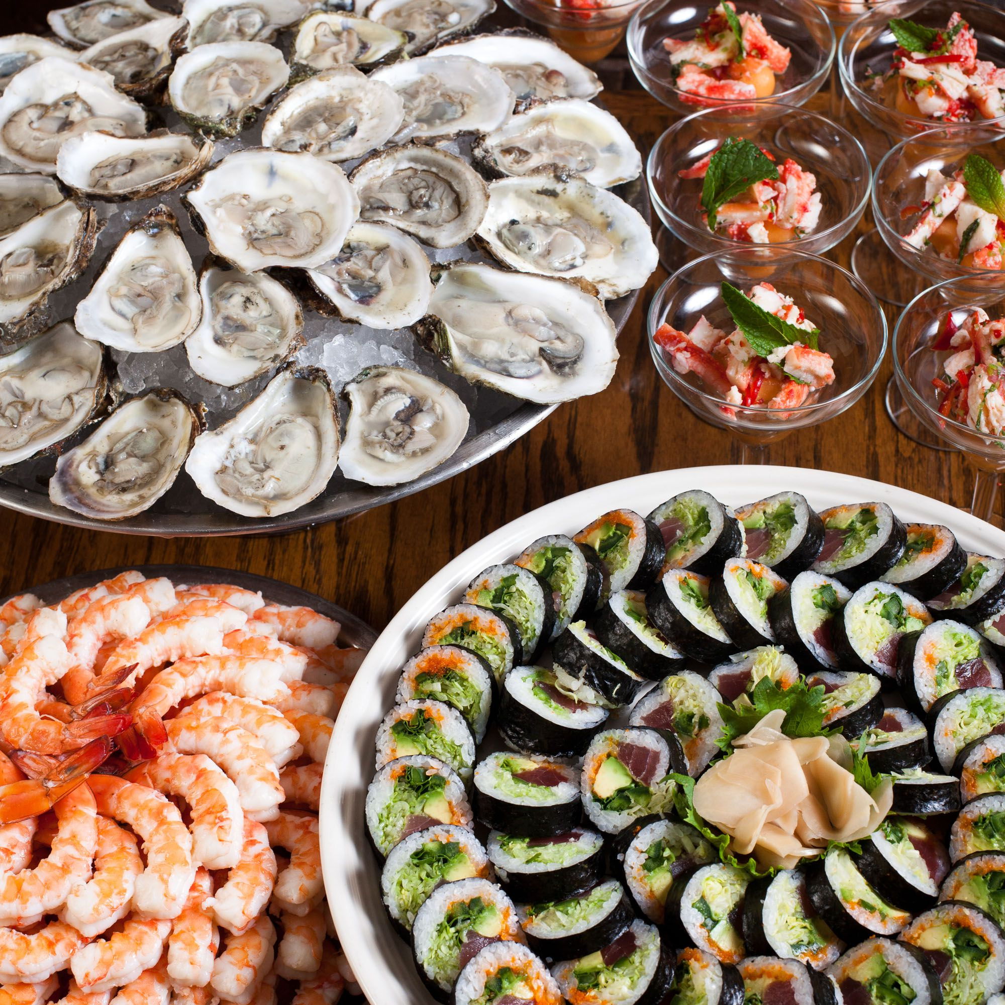 Menu Hidangan Laut Lengkap di Chicago