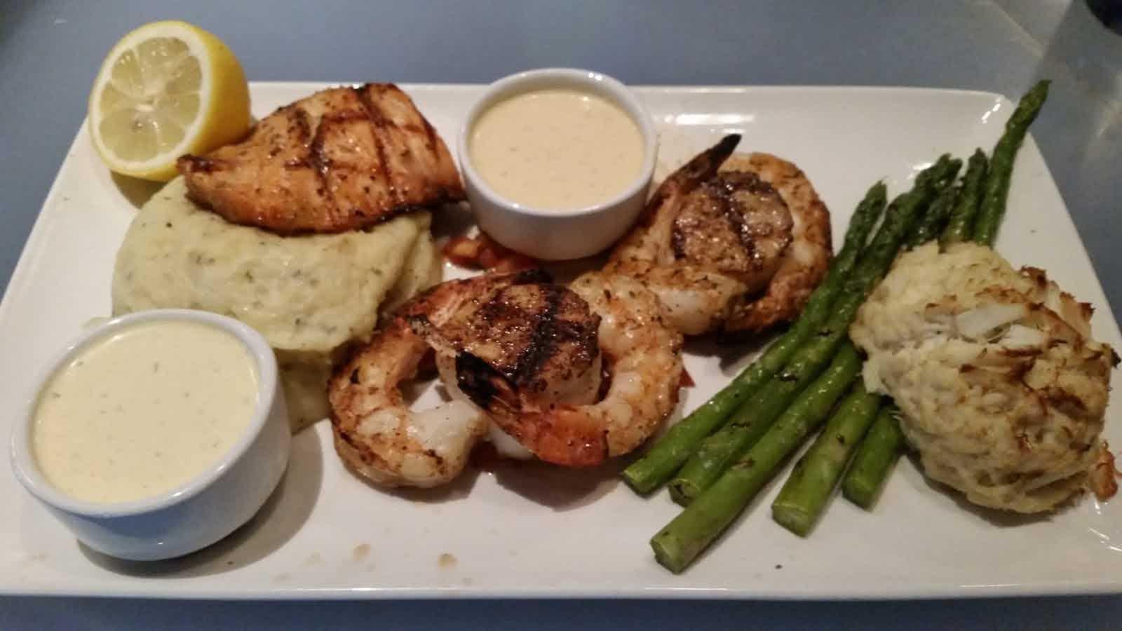 Seafood Grill Terbaik di Chicago