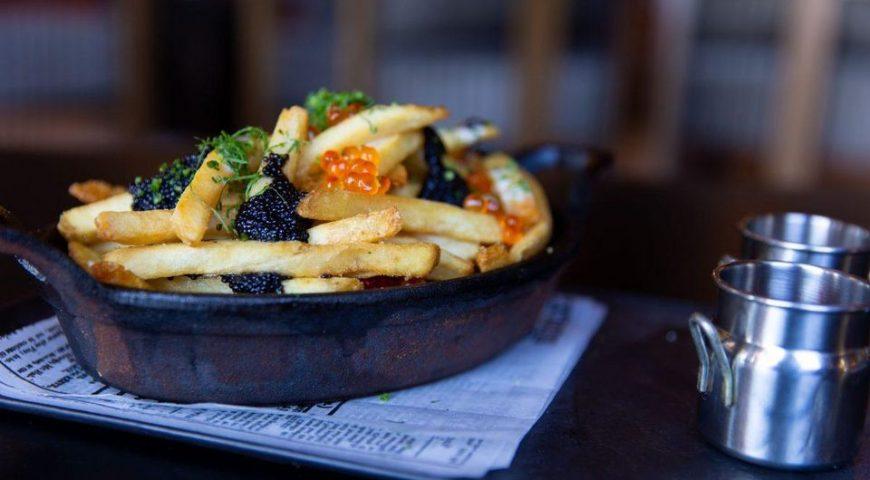 Menikmati Caviar Mewah di Kota Chichago